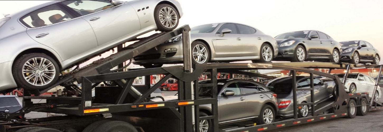 DOOR-TO-DOOR AUTO TRANSPORT SERVICE